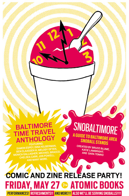 Time Traveling Snoballs
