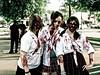 Zombie Walk (Lady Pandacat) Tags: california dead blood zombie decay bloody corpse bakersfield gruesome 2011 zombiewalk pandacat thewalkingdead canong9 pandacatbaby tinaangel