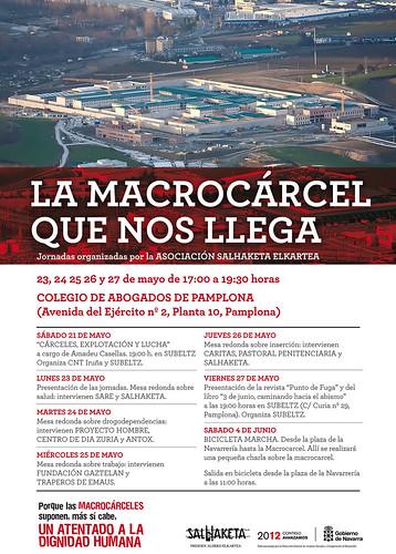 cartel salhaketa macrocarcel