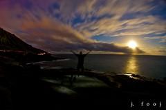 Individual Sovereignty 166/365 (j . f o o j) Tags: selfportrait freedom hawaii nikon d70 oahu fullmoon fisheye eastside f28 libery 105mm project365 kaiwicoast fuckthenwo foojphoto jfooj project365061511 individualsovereignty
