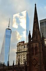 One World Trade Center, 02.23.14 (gigi_nyc) Tags: nyc newyorkcity worldtradecenter broadway wtc nycskyline oneworldtradecenter onewtc