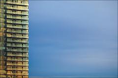 blue windows toronto ontario canada reflection building glass wall cityscape sku archiutecture