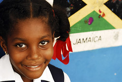 JAM-Kingston-0710-29-v1 (anthonyasael) Tags: camera school girls portrait black west art students girl horizontal wall closeup painting children fun island happy photography one 1 islands student education mural uniform paint looking head african flag joy paintings craft happiness kingston age jamaica and caribbean schoolchildren braids shoulders cheerful joyful schoolgirl jamaican leaning educate schoolage elementary braid ethnicity braided lean indies schoolchild at asael anthonyasael