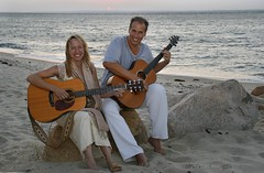 Beach Sunset - Heather and Benjy Wertheimer
