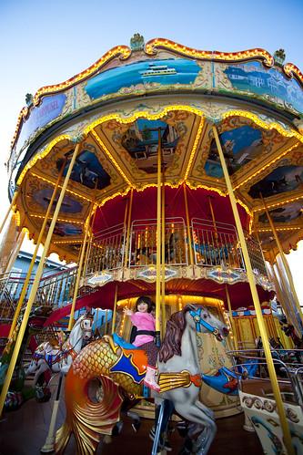 Pier 39 Carousel (Courtesy Pier 39)