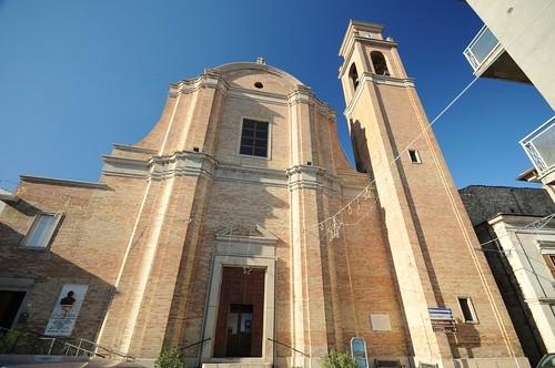 Chiesa di San Salvatore - Crecchio (CH)