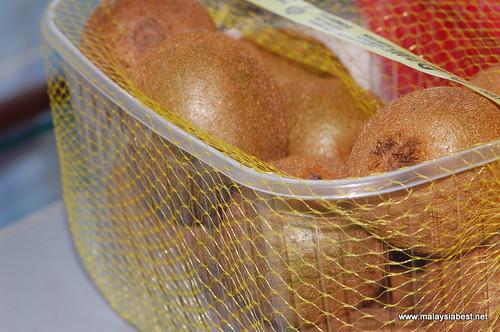 kiwi fruits from italy