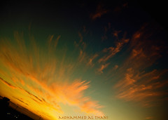 "!!..       ""       (M.AL-Thani .. BRB) Tags: sun set by     malthani"
