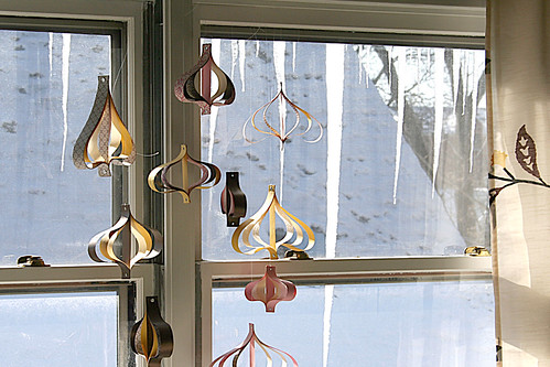 Icicles and Ornaments