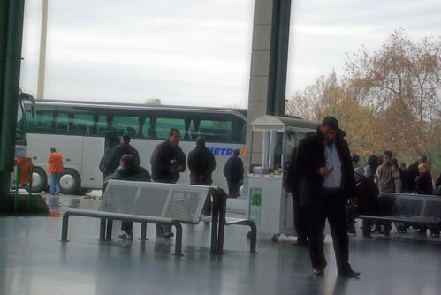 Antalya intercity bus terminal, Antalya, pentax k10d