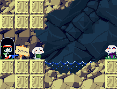 Cave Story Wii