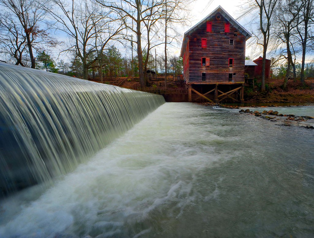 Kymulga Grist Mill