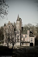 Callebeek - kasteel van Wissekerke (Werner Wattenbergh) Tags: kasteel waterburcht wissekerke callebeek kasteelvanwissekerke