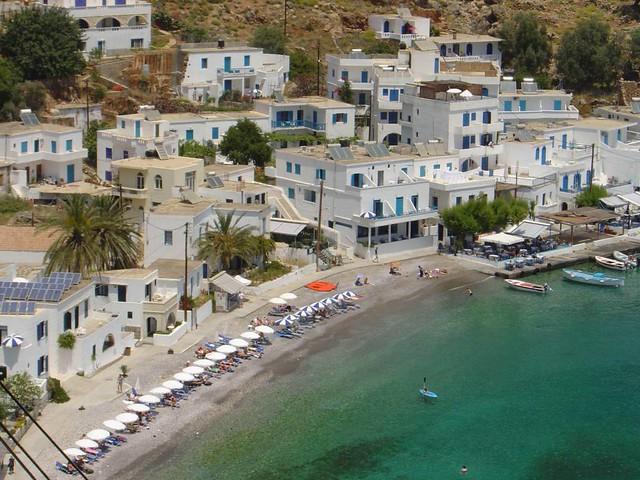 Κρήτη - Χανιά - Δήμος Σφακίων Λουτρό
