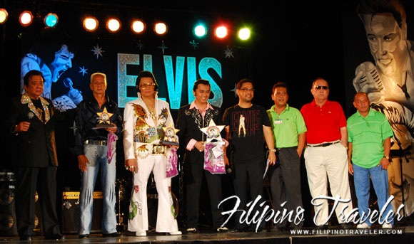 Enchanted Kingdom Elvis impersonation winners