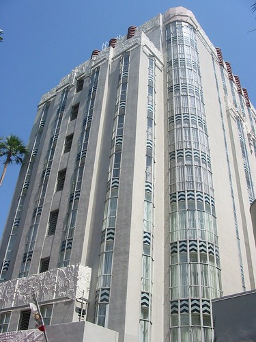 Poepsjiek Art Deco hotel
