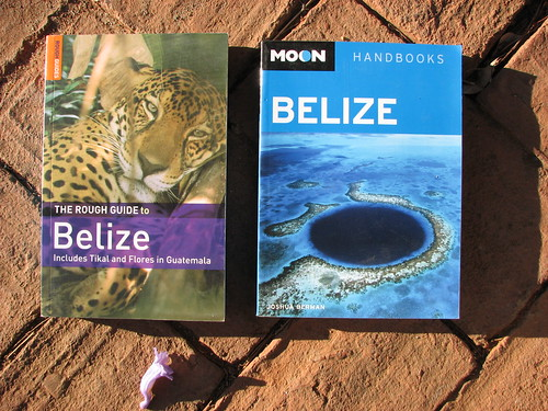 Belize Books