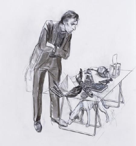 Charles Avery Untitled Bourriaud 2008