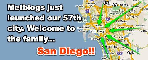 San Diego Metblogs