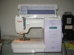 Janome QC 6125