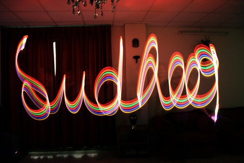 Light Writing....