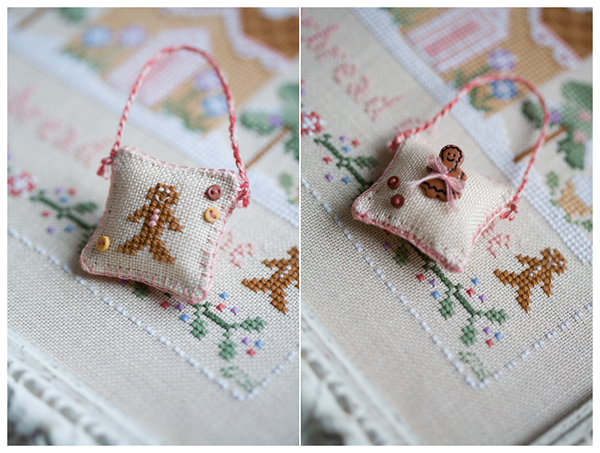 "From ""Gingerbread Cottage"" (Country Cottage Needleworks)"