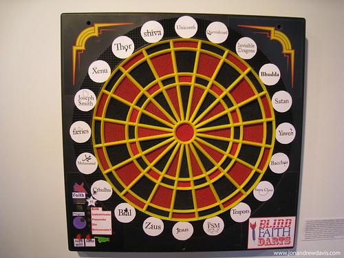 The Dartboard by jonandrewdavis.