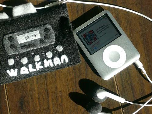iPod estuche Walkman