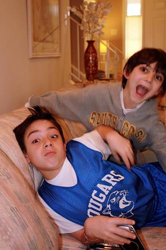 Brent & Jonathan