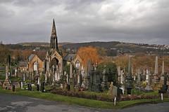 Edgerton Cemetery, Huddersfield