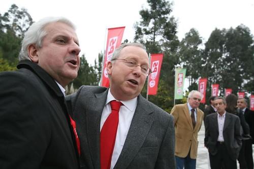 Correia de Campos por Parlamento Global.