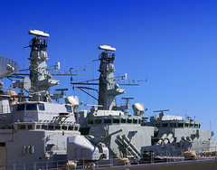 Warships (albireo2006) Tags: bridge blue wallpaper sky france french grey ship background argyll gray navy somerset malta frigate warship dupleix royalnavy grandharbour type23 type23frigate marinedeguerre marinemilitaire