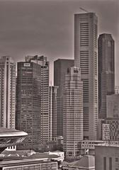 Небоскребы (dmytrok) Tags: skyscraper singapore singapur hdr singapura wolkenkratzer fattal qtpfsgui