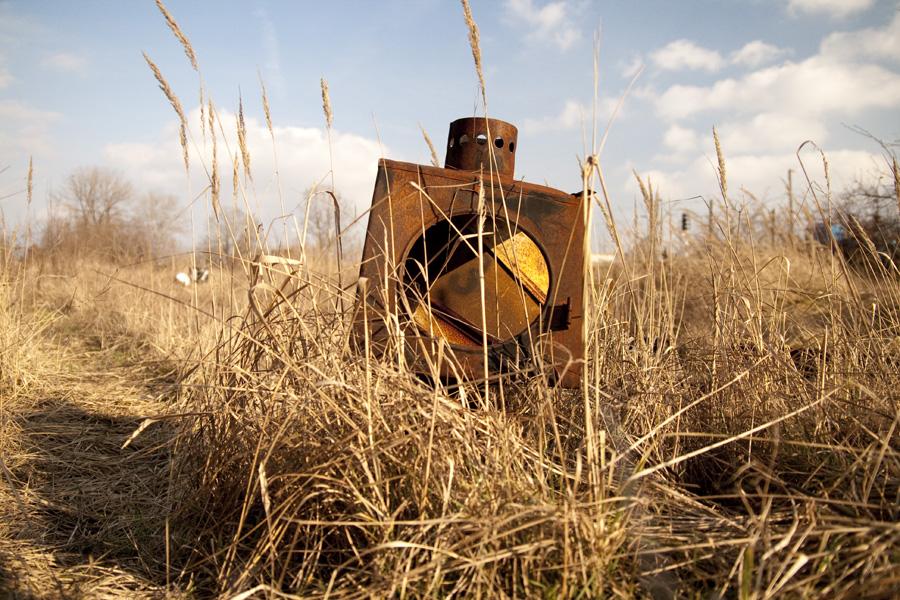 Old Grain Elevator / Kalisz