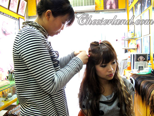 hairextension by you.