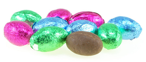 Hershey's Solid Milk Chocolate Eggs