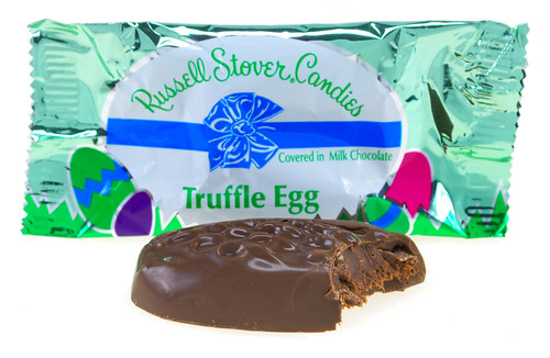 Russell Stover Truffle Egg