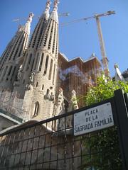 La Sagrada Familia (Michi B) Tags: barcelona gaudi lasagradafamilia antonigaud
