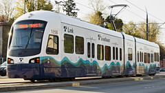 Sound Transit light rail cars