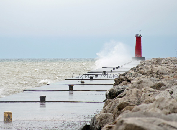 Sheboygan Breakwater Lighthouse