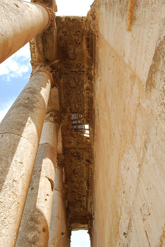 "Baalbek, ""Temple of Bacchus"""