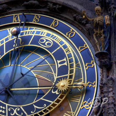 Prague Clock (HDR)