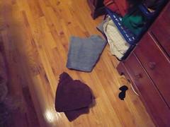 towels on the floor (ekornblut) Tags: floor towels