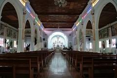 Church Interior, San Rafael del Norte