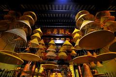 A-Ma temple, Macau (DarkB4Dawn) Tags: china travel yellow historic macau unescoworldheritage incense coils amatemple 5photosaday abigfave nikond90 darkb4dawn henrikbergerjrgensen henrikjrgensen