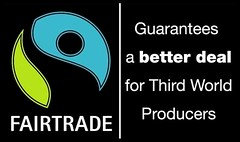 fair trade logo horizontal