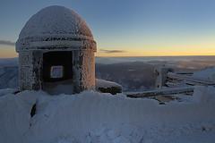 Observatoire du Mont Aigoual (Cévennes)