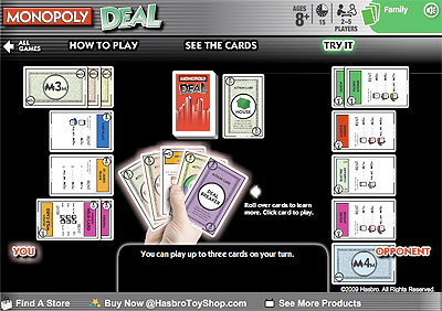 online game monopoly deal