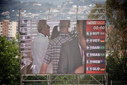 Kubica no va brillar a Monmeló
