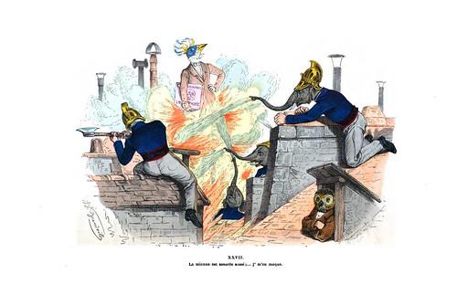 014-Les métamorphoses du jour (1869)-J.J Grandville